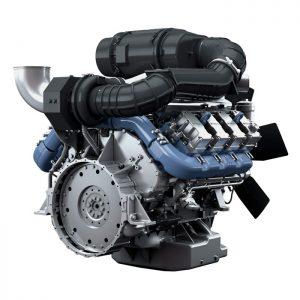 Baudouin 8M21 PowerKit Diesel Engine