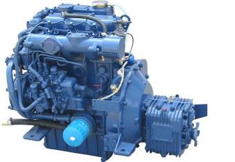 Siyang 28 pk 3cylinder solas